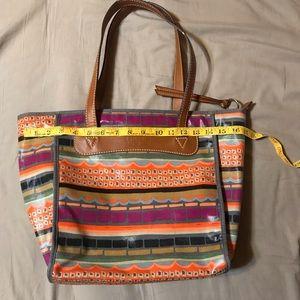 Fossil purse bag